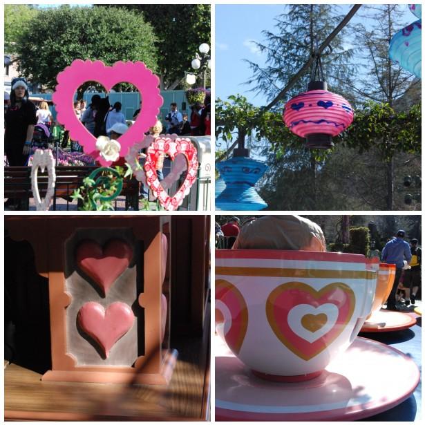 Valentines Day Disney Mosaic