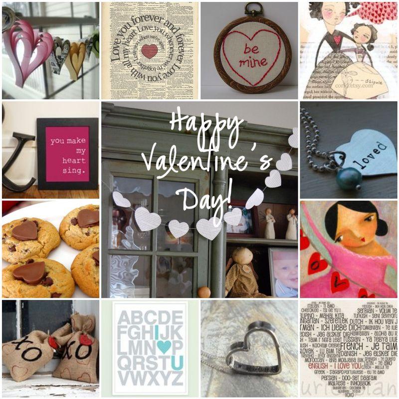 Valentines Mosaic